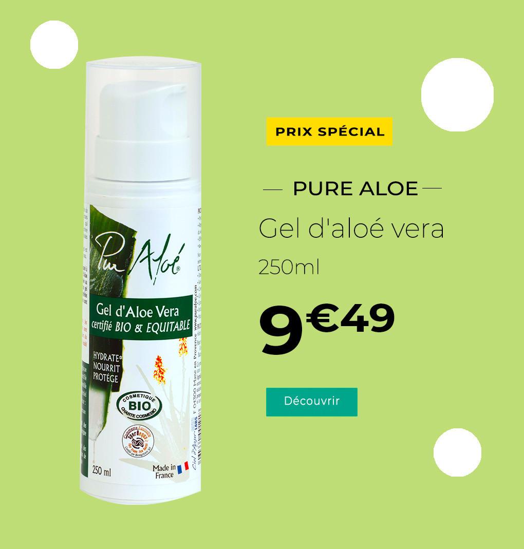 Offre spéciale Pure Aloe